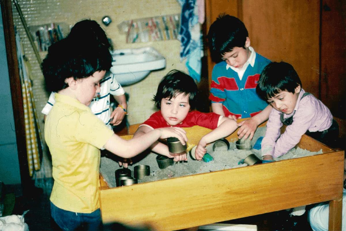 Materiali pedagogici Metodo Pizzigoni | Fondo Pizzigoni Scuola dell'Infanzia
